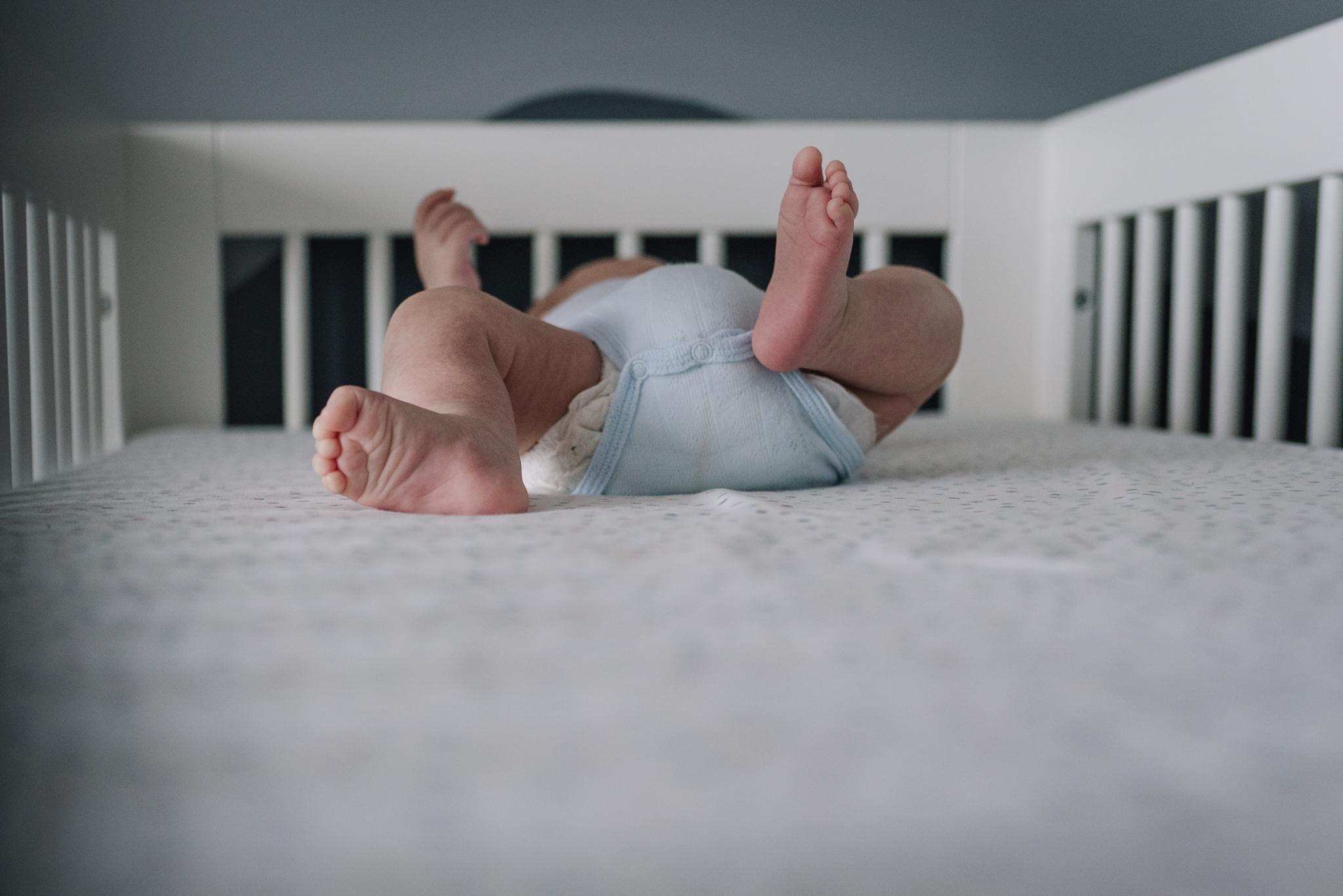 stópki noworodka