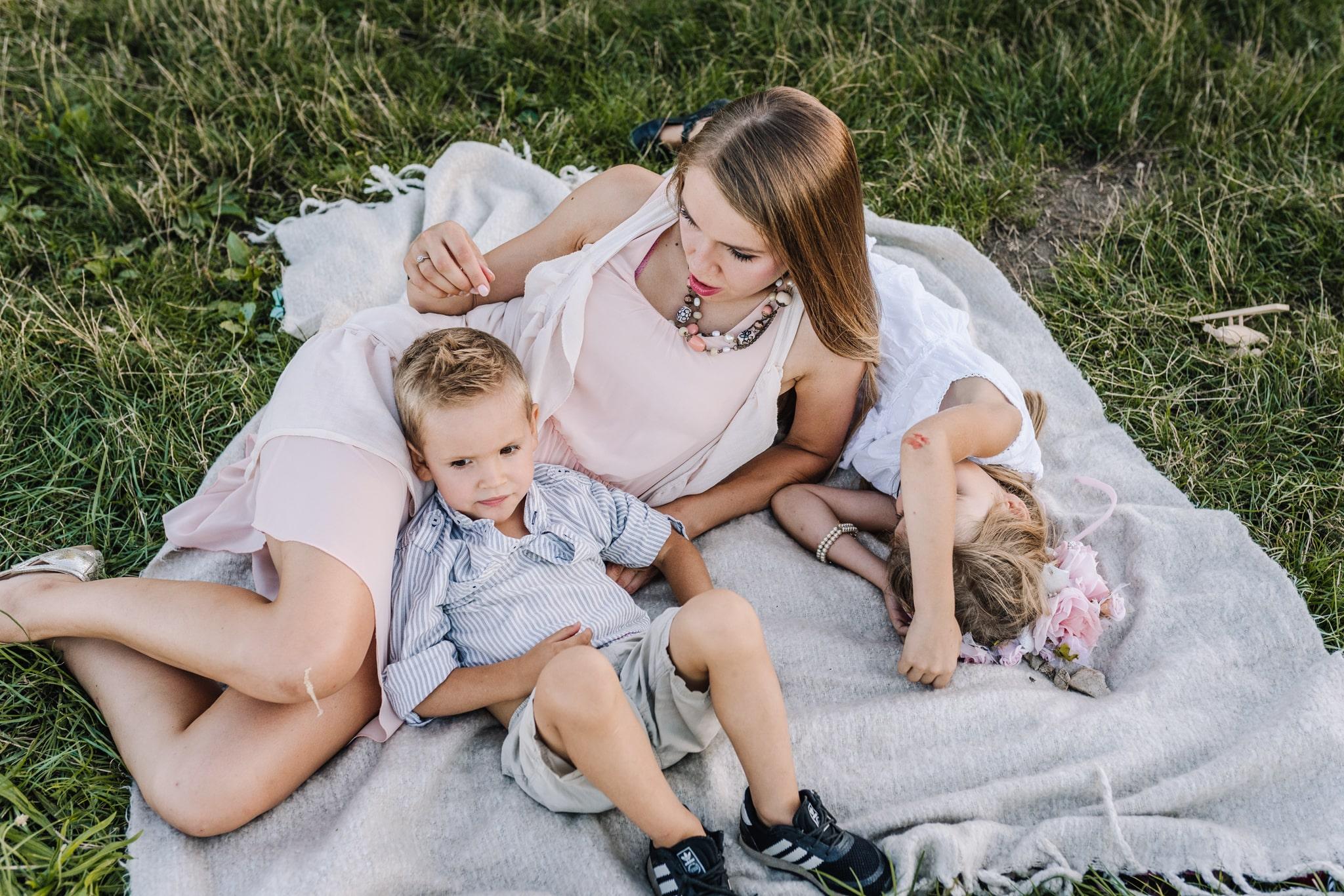 rodzinny piknik