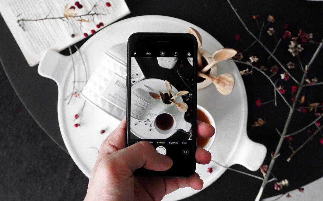 Jak robić lepsze zdjęcia telefonem