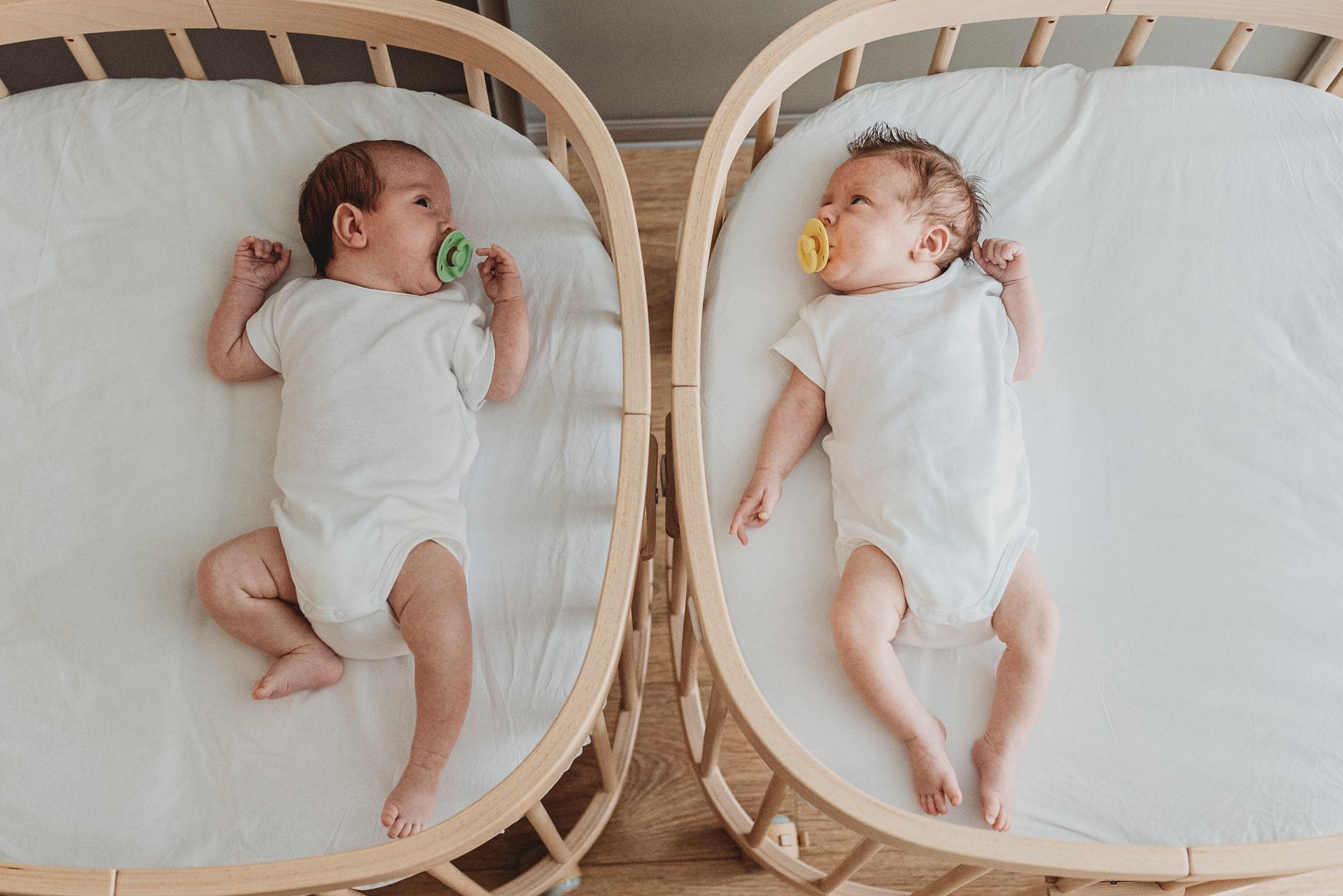 noworodki bliźniaki