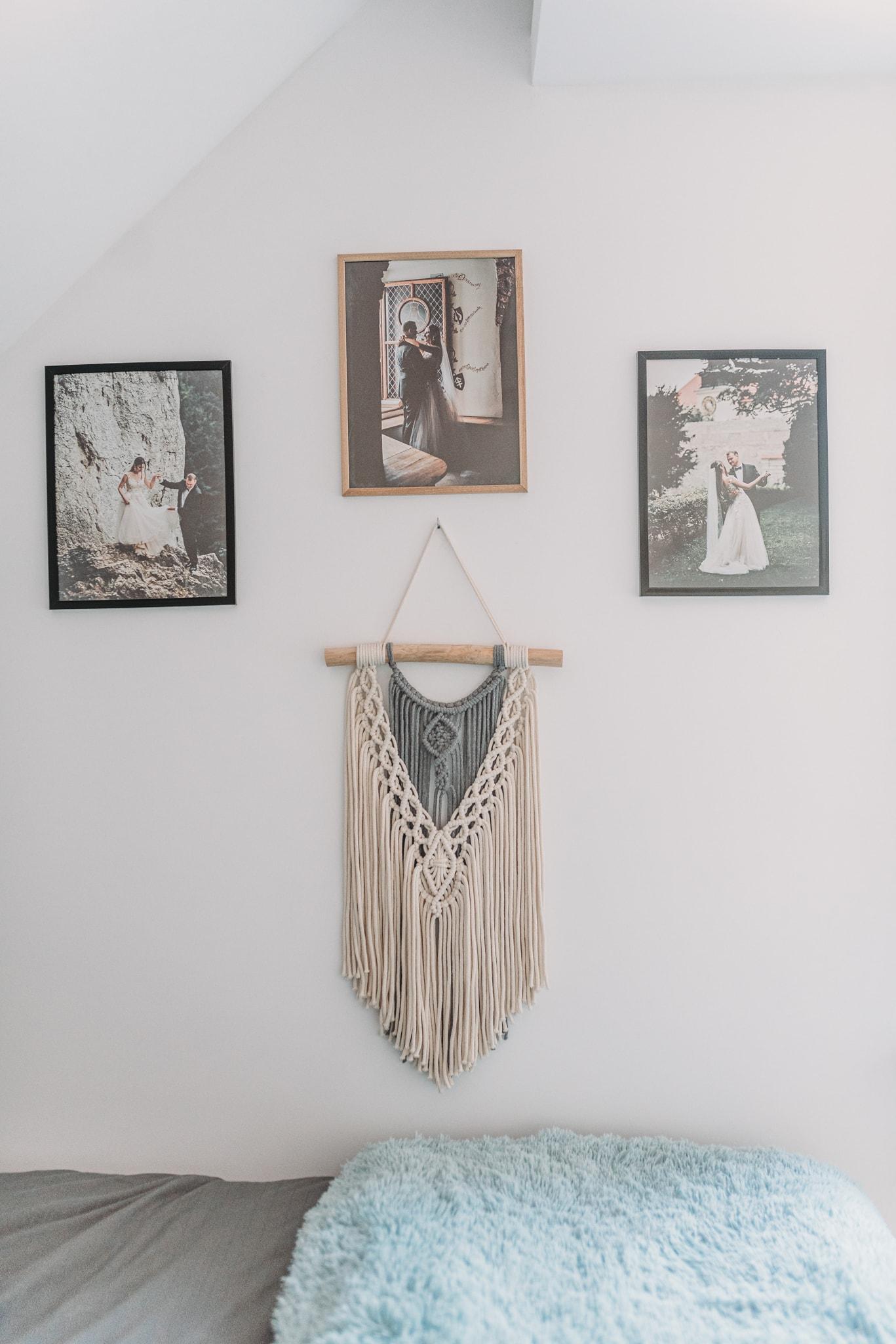 dekoracje do pokoju noworodka